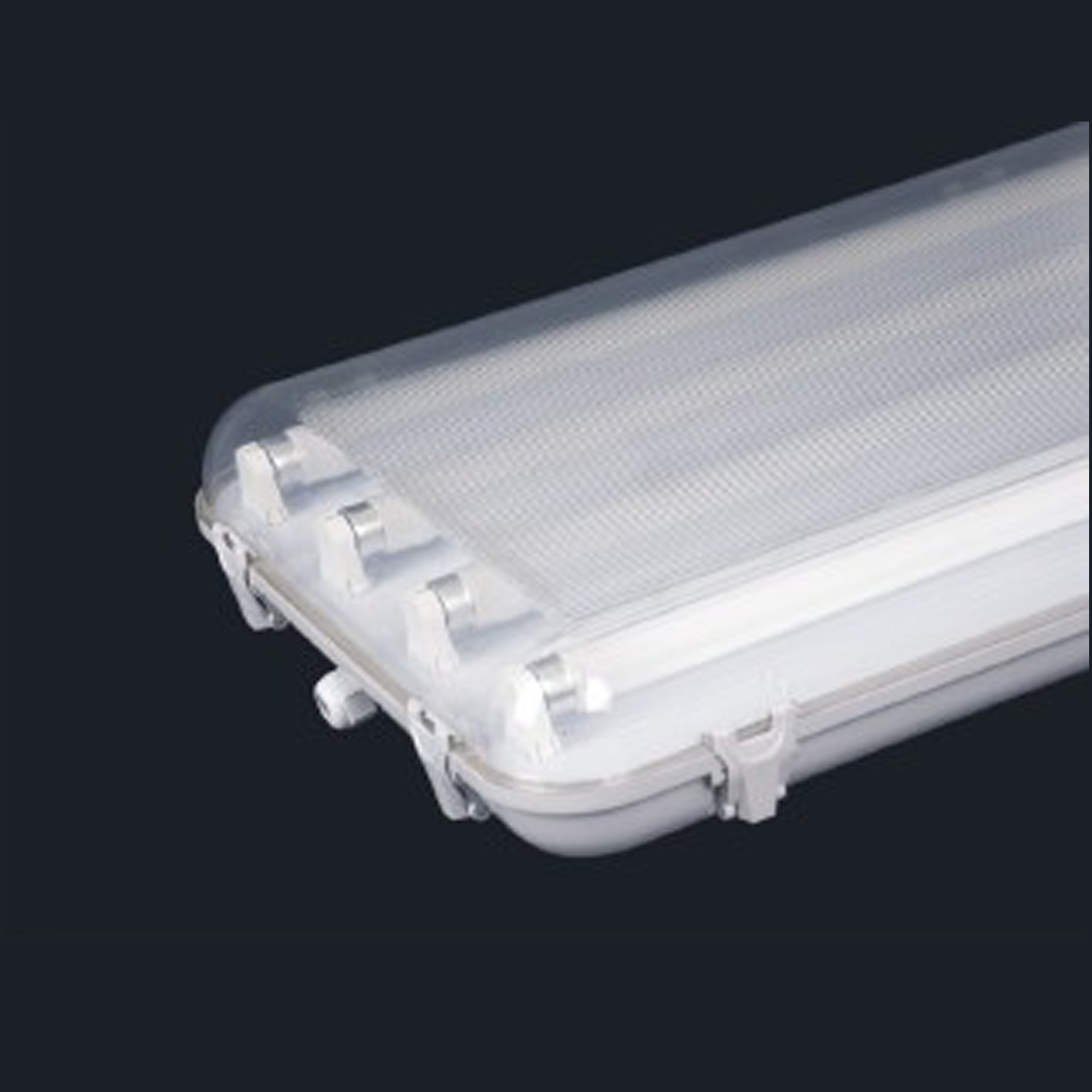 IP65 Waterproof Light with 4 T8 Tube