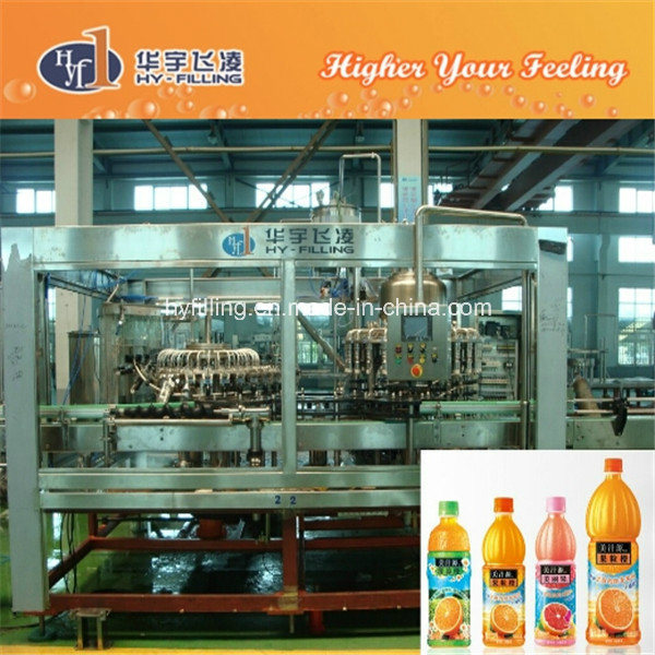 PET Bottle Juice Beverage Filling Machine (RCGN24-24-8)