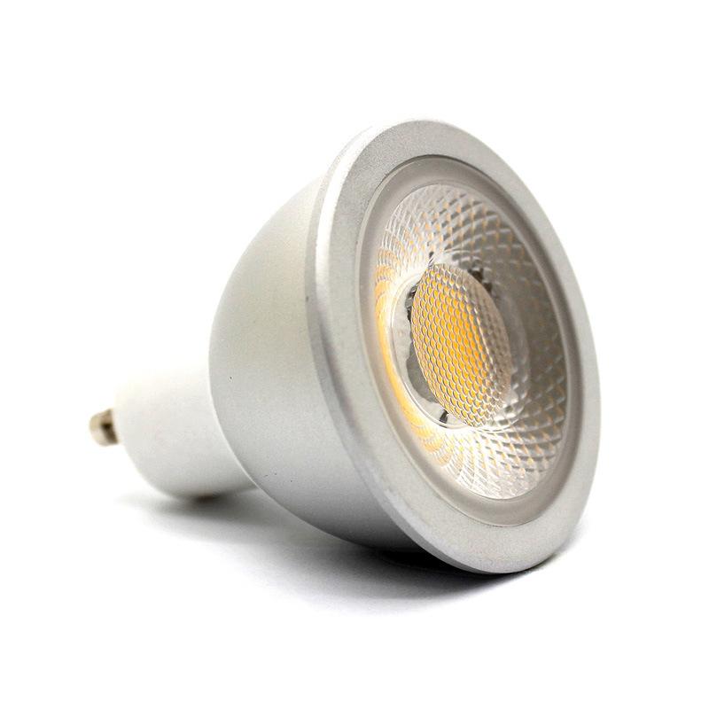 E27/GU10 6W 110V Dimmable COB LED Spotlight