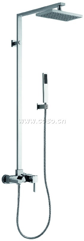 Brass Shower Set Shower Unit CC6125/022/8951
