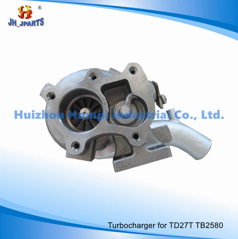 Auto Parts Turbocharger for Nissan Td27t Tb2580 Tb25/Tb2527/Ht12/T2052s 14411-G2407