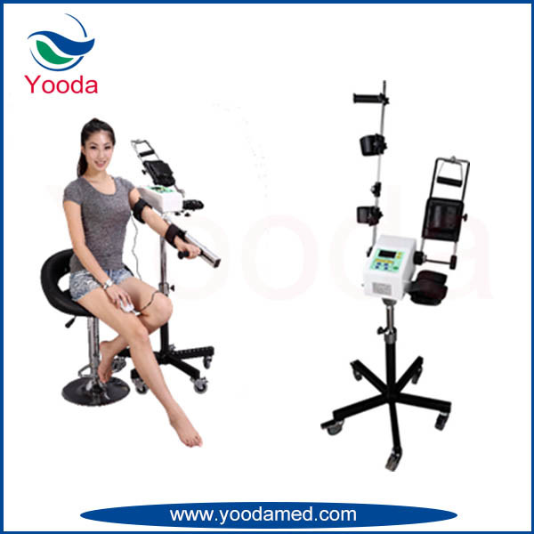 LCD Display Lower Limb Cpm with CPU Control