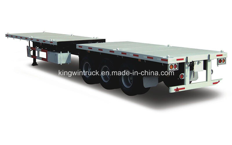 Cimc Brand 40FT Container Semi Trailer