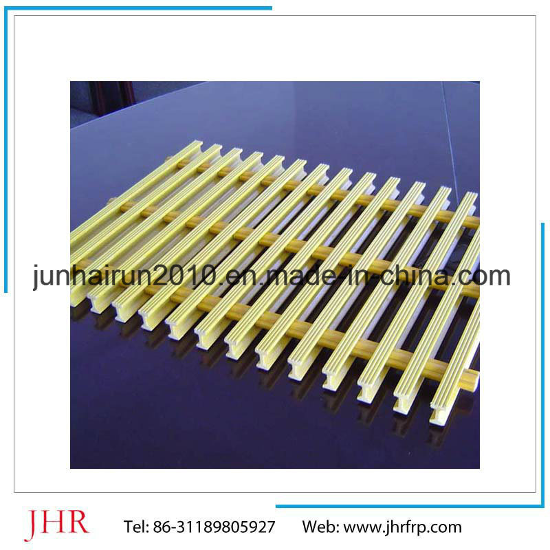 FRP Pultruded Gritted Surface Gratings