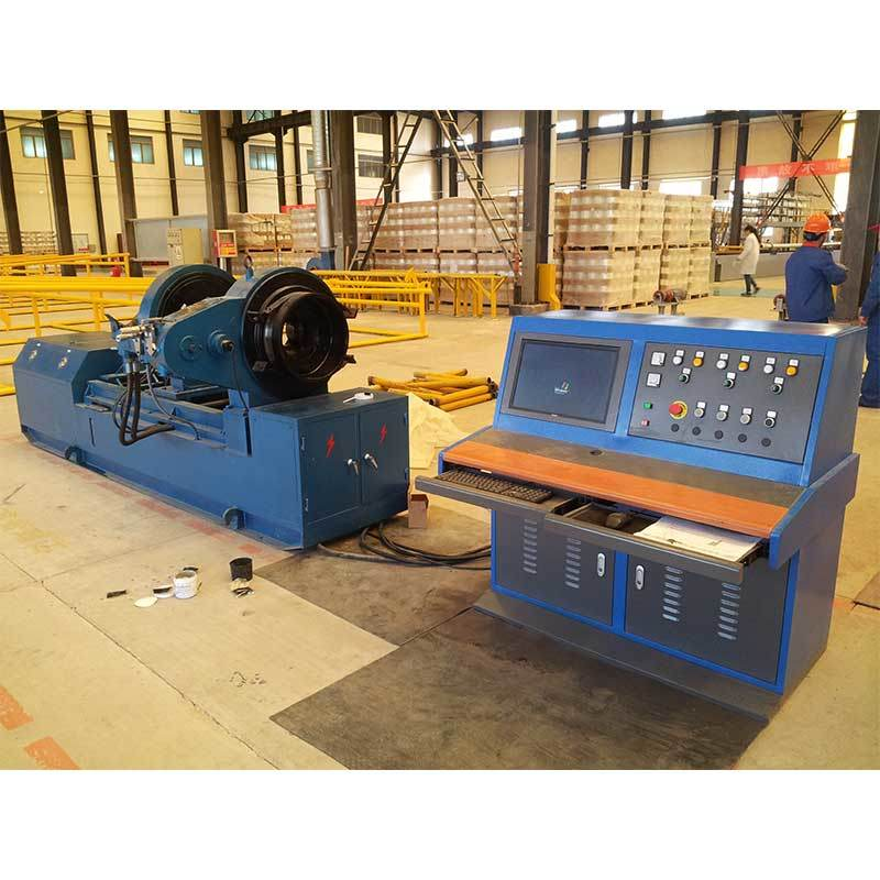Dynj260-50 Big Torque Rotary Type Make up and Break out Machine