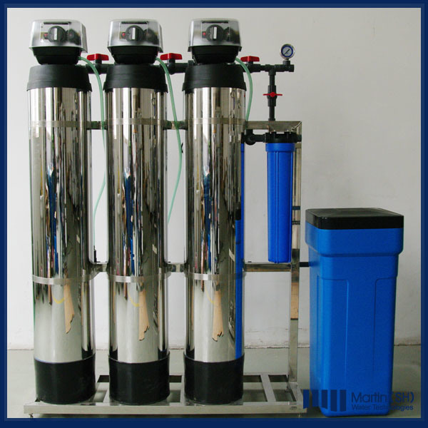 Magnetic Water Softener for Housing