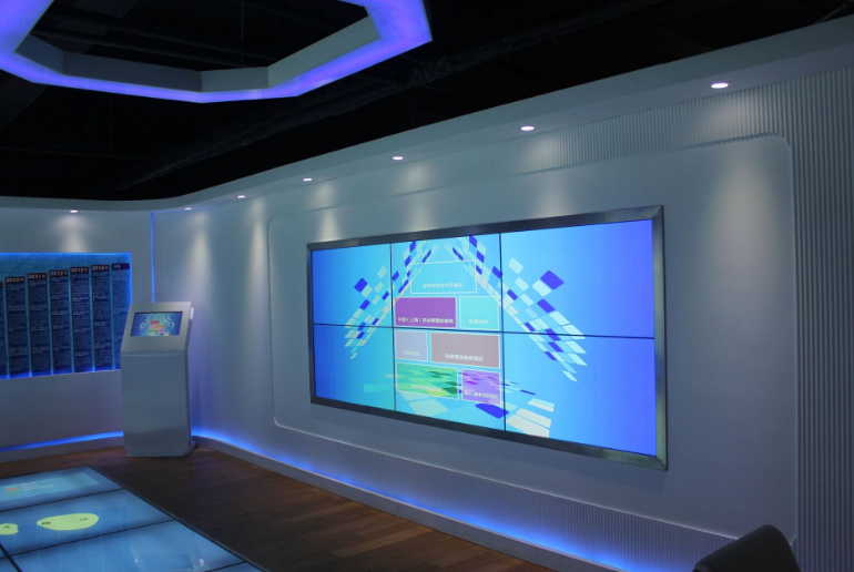 55 Inch Bezel 3.5 mm LCD Video Wall