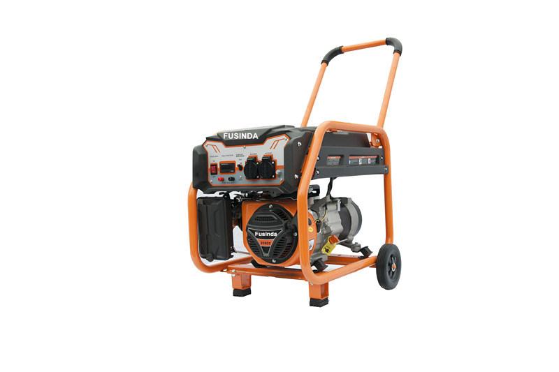 2kw-7kw Portable Gasoline Generator for Home Use (CE)