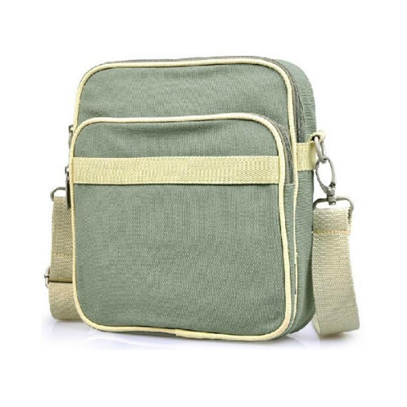Canvas Shoulder Bags Messenger Bags School Satchel Bag