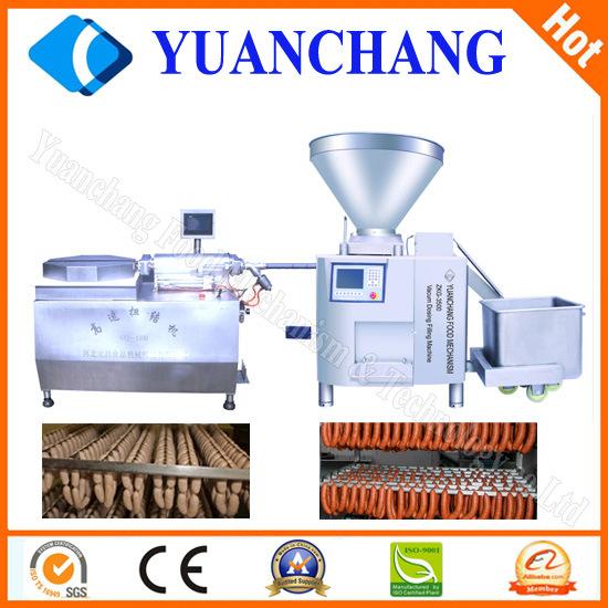 Sausage Stuffer / Filler Zkg-3500 Vacuum Sausage Machine