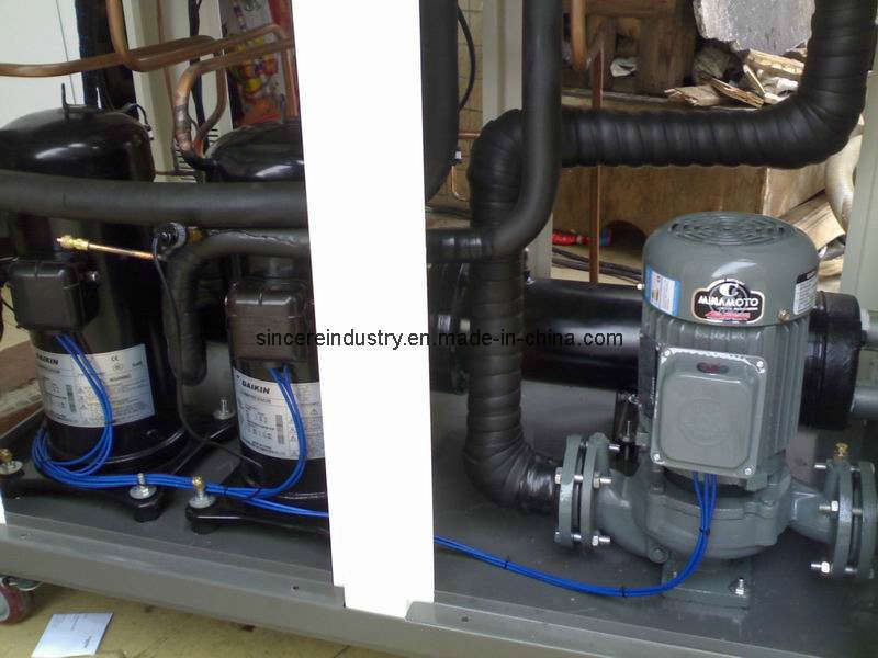 Water Cooled Chiller (SI-15W)