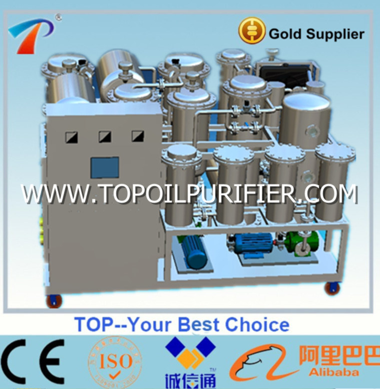 Car Used Engine Oil Recycling System Series Eor Wth Distillation Technology