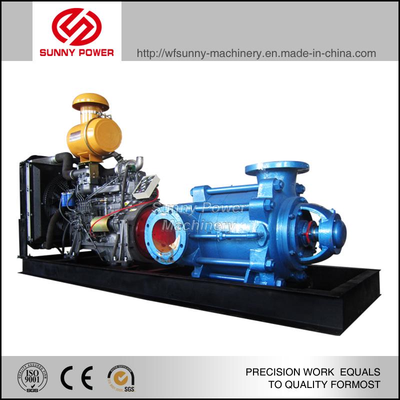Diesel Engine Water Pump Fire Pump Centrifugal Pump