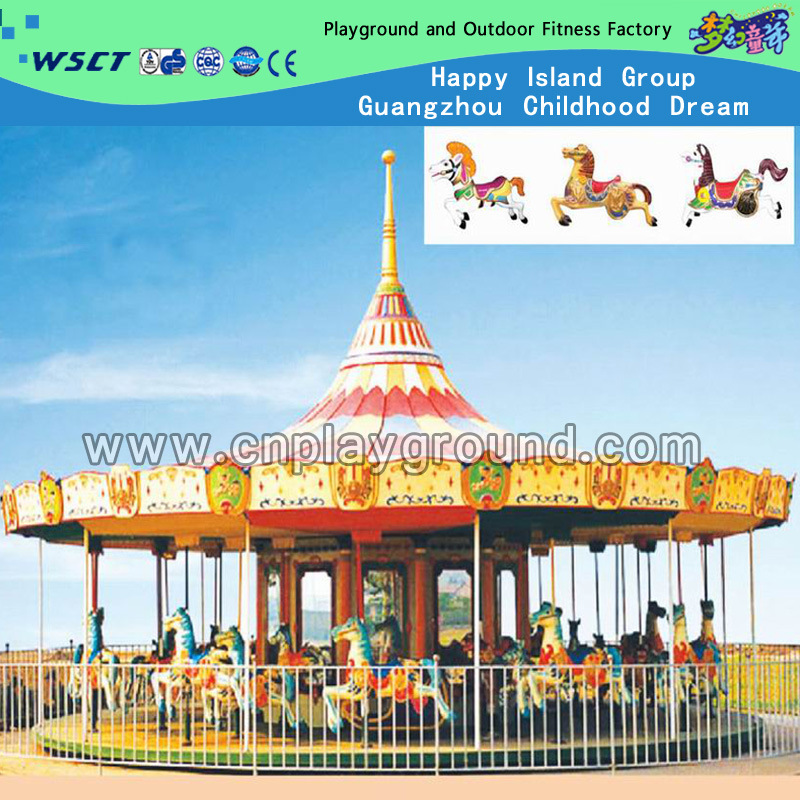 Electric Merry-Go-Round Luxury Large Children Carousel (A-10601)
