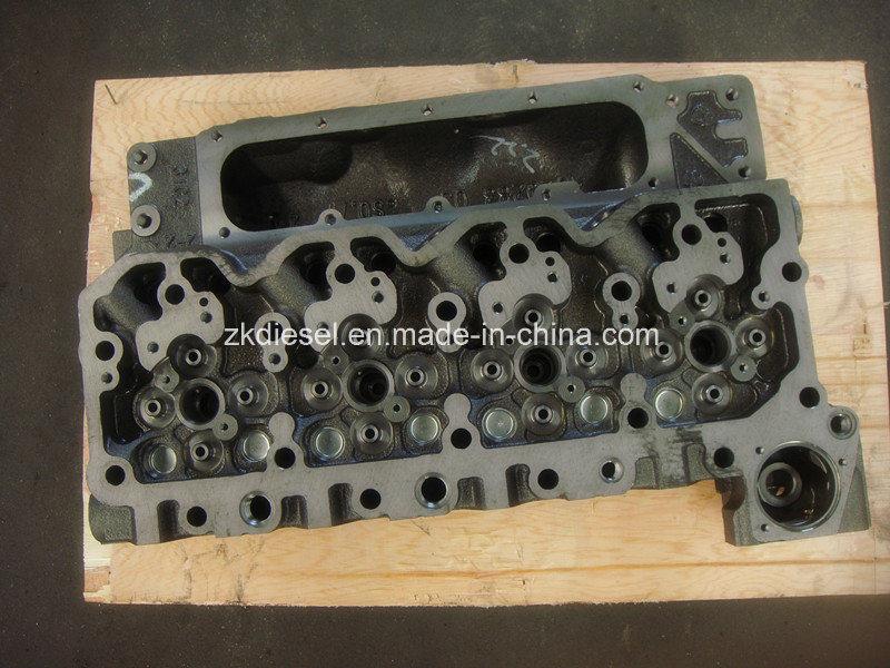 Cummins Isde4 Cylinder Head 4941495 for Diesel Engine