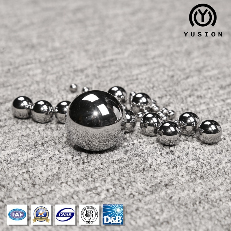 S-2 Tool Steel (Rock Bit) Ball Used in Oil Field