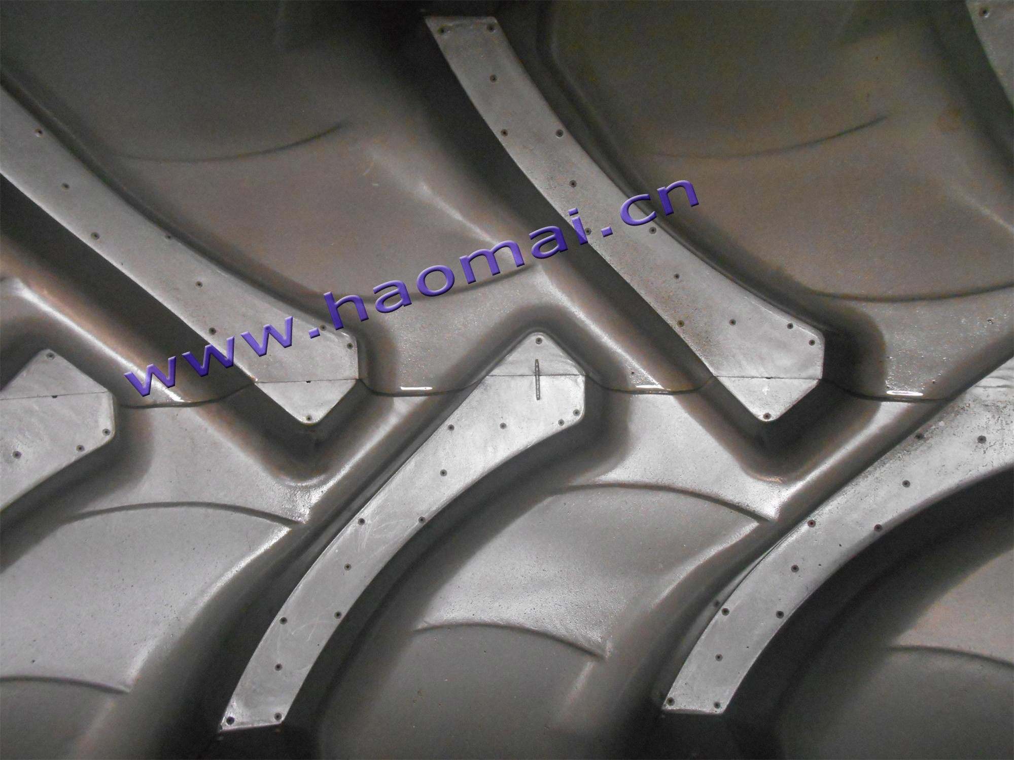 Mould Supplier for Agricultural Tire