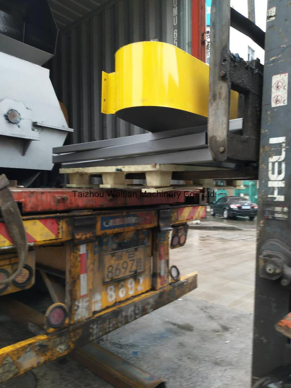 Rubber&Plastic Powerful Crusher Swp1000bk-15