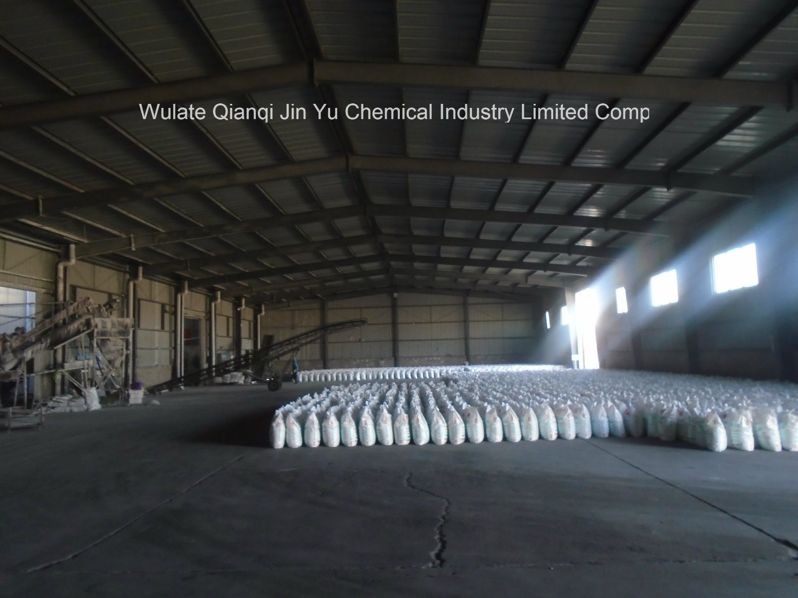 """Jin Yu"" - 99% Caustic Soda Flakes - Industrial Grade"