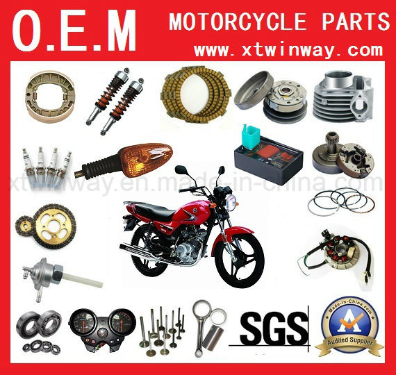 Special Factory Supplier of Motorcycle Parts