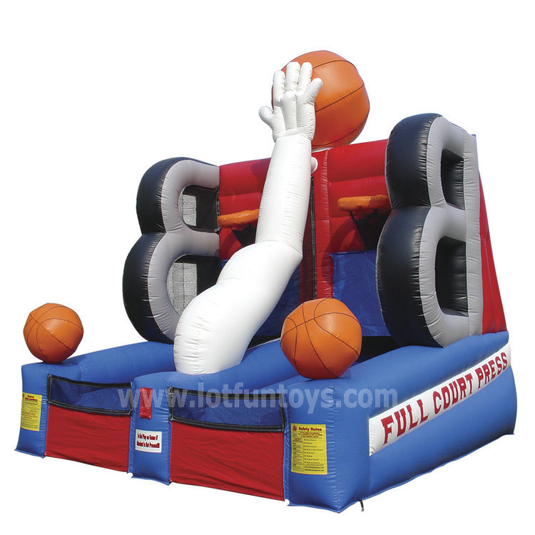 Christmas Toys Basketball : Inflatable sports toys basketball machine competition game