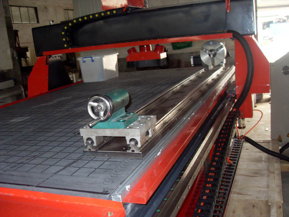 Professional CNC Router for Wood Engraving
