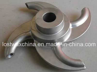 Impeller Wheel Casting, Impeller Casting, Stainless Steel Impeller Pump