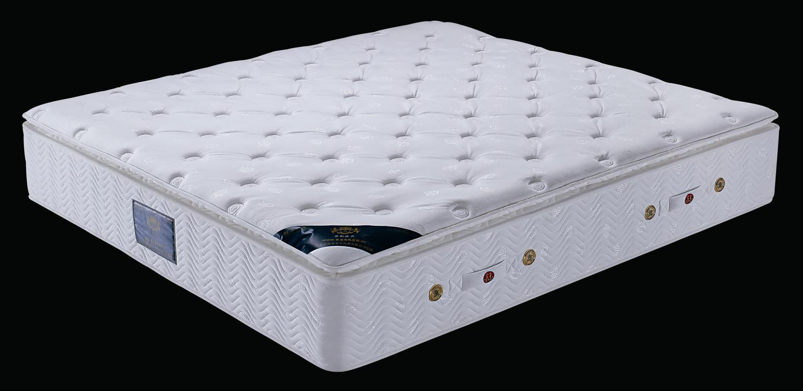 Pillow Top Pocket Spring Mattress