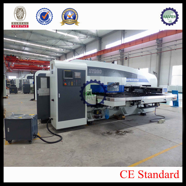 Skyb31225c CNC Turret Punching Machine