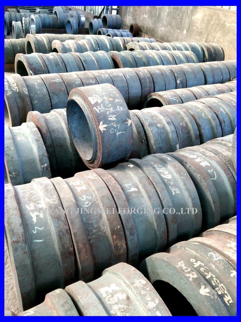 Forging Stainless Steel Ring Dies Pellet Dies for Animal Feed Pellet Mill