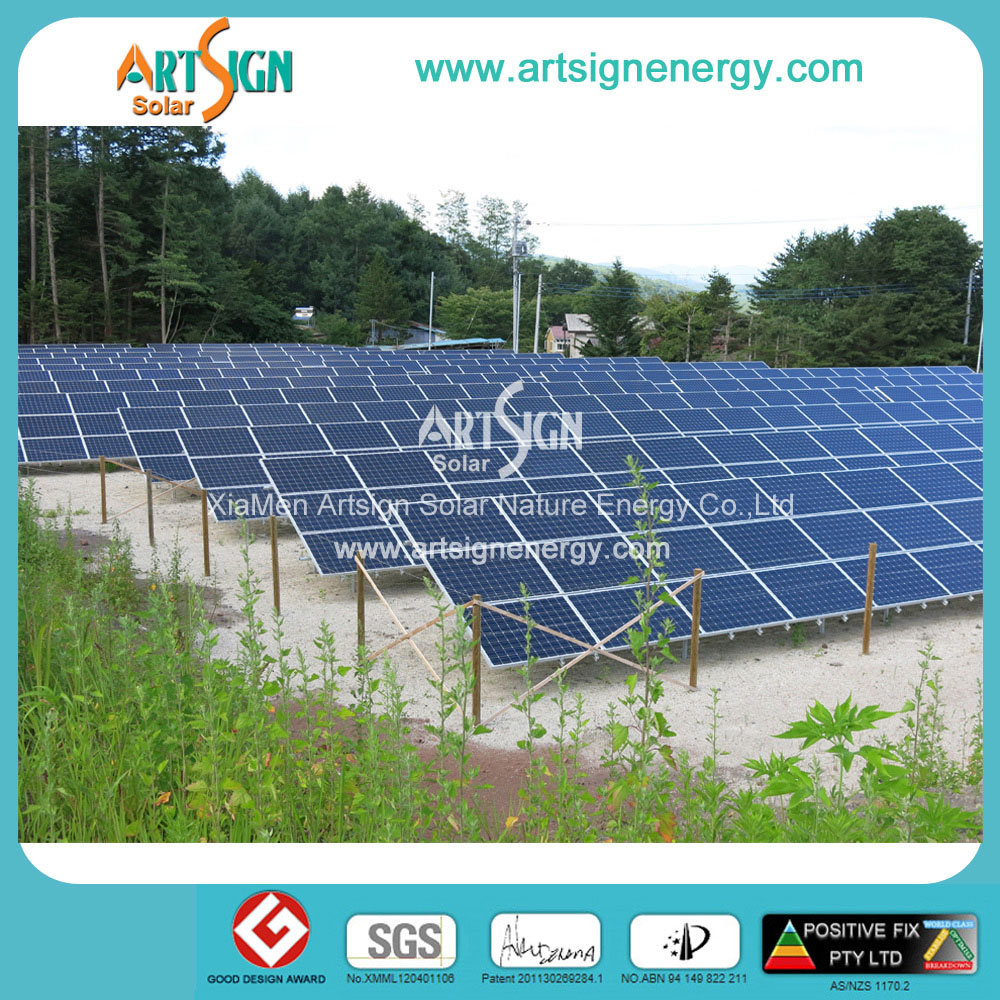 Solar Ground Mount, Solar Farm Kit