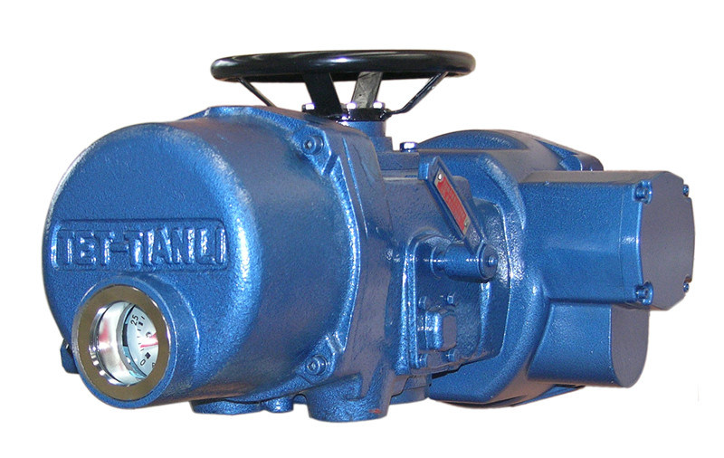 Intelligent Quarter-Turn Valve Electric Actuator