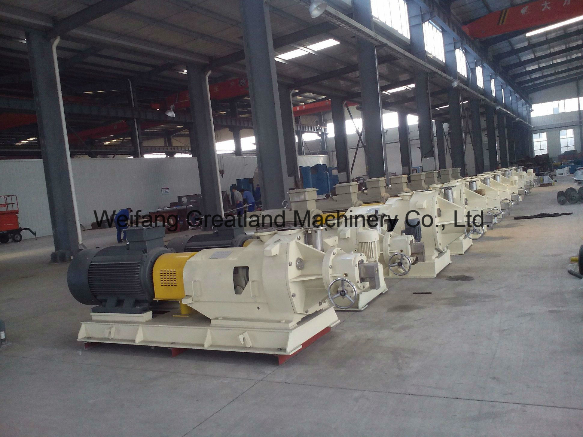 380/450mm High Consistency Refiner Pulping Equipment Paper Mill Refiner