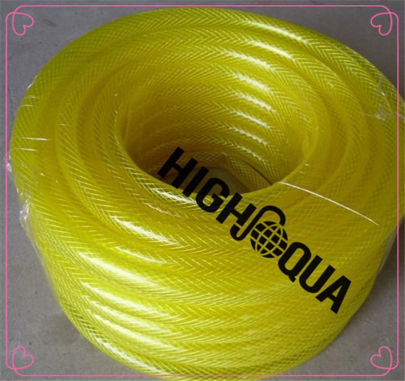 PVC Fiber Reinforced Hose China Manufacture