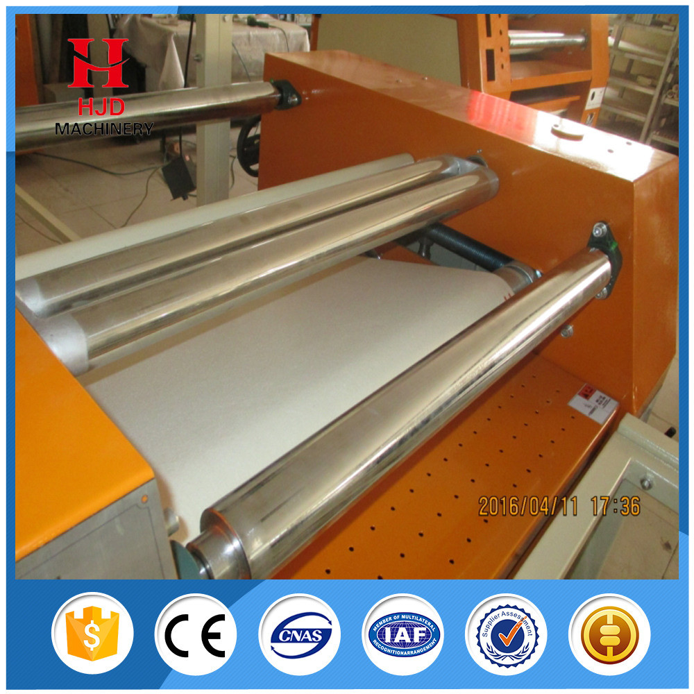 Hot Transfer Printing Machine for All Kinds Belt
