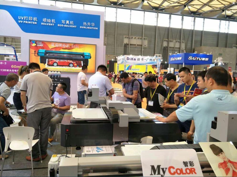 Digital Inkjet Multi-Color UV Phone Case Printer/Cell Phone Case UV Printer