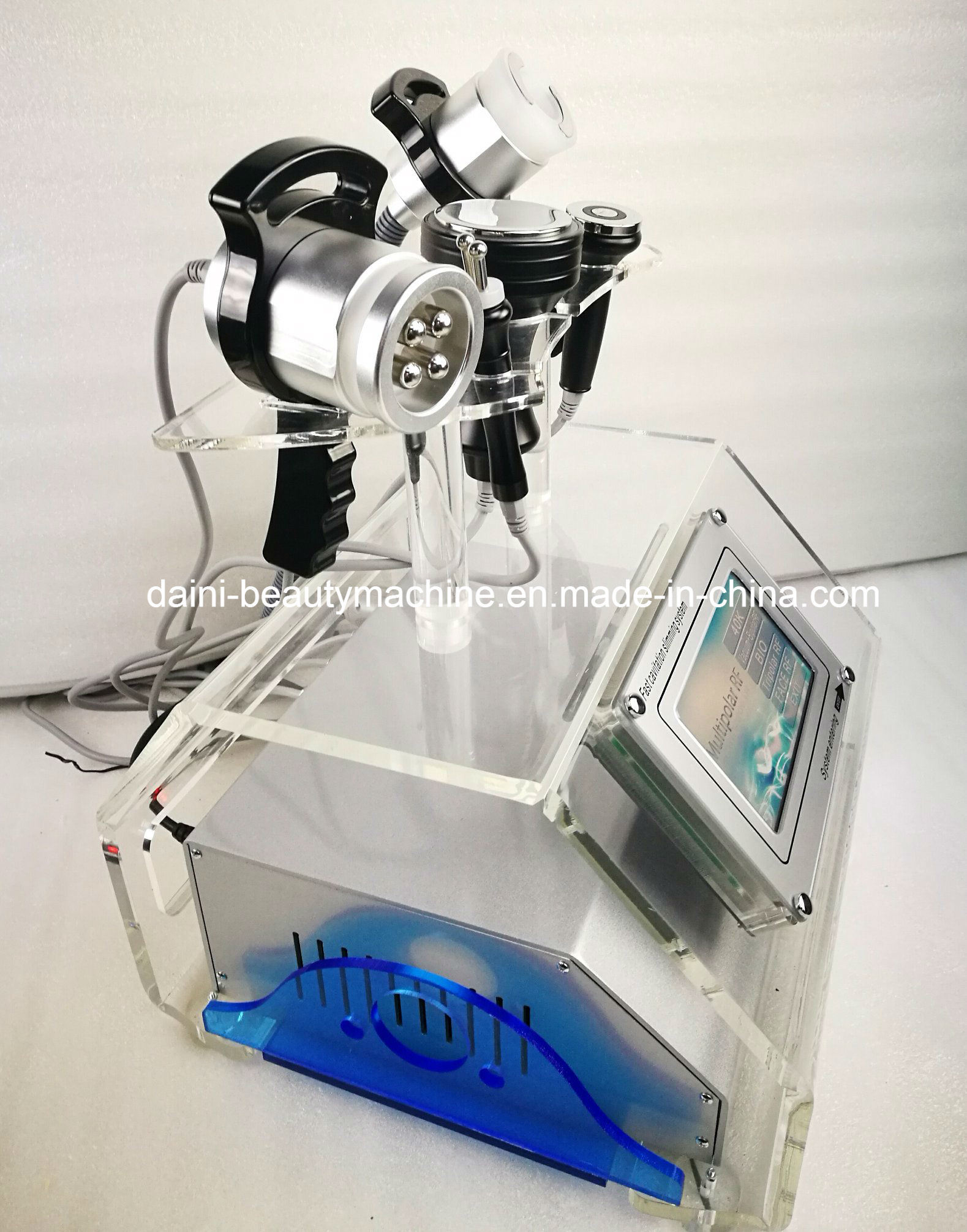 Body Weight Loss Massage Cavitation RF Beauty Vacuum Slimming Machine for Sale
