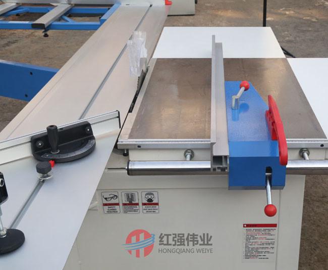 Woodworking Sliding Table Saw/Presicion Panel Saw