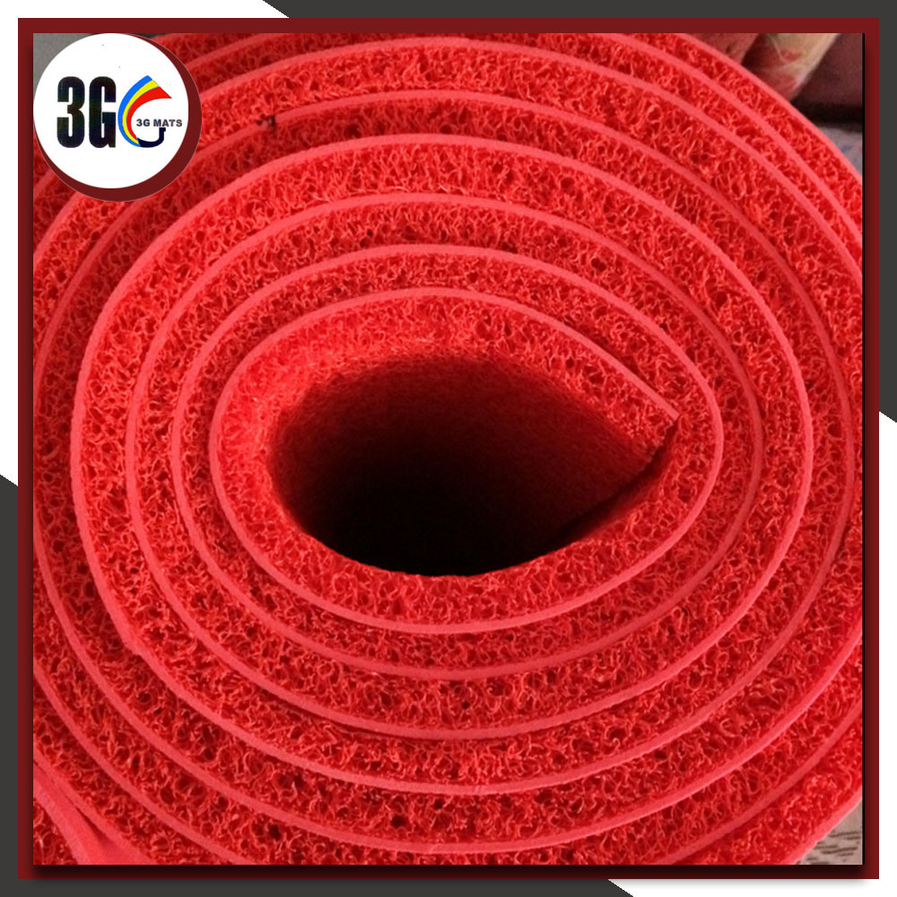 3G Good Price and Hot Sales PVC Cushion Mat, PVC Coil Mat, PVC Mat