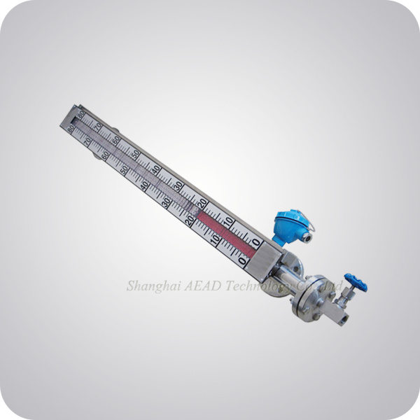 Magnetic Flap Liquid Level Meter (A+E 67L)