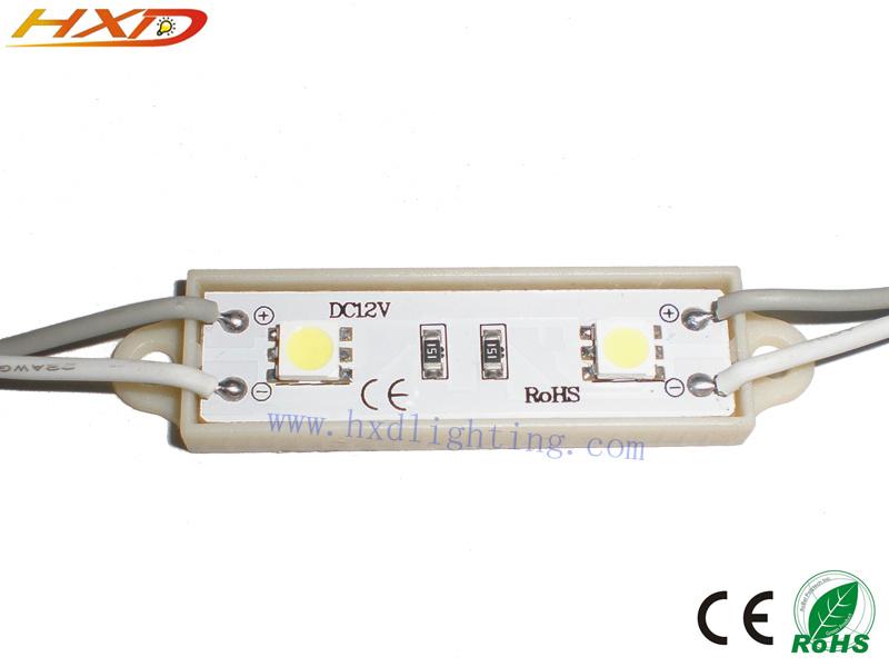 5050 SMD LED Module/ LED Module/ Waterproof LED Module/ 2 LEDs Module/ LED Signs/ LED Module Light