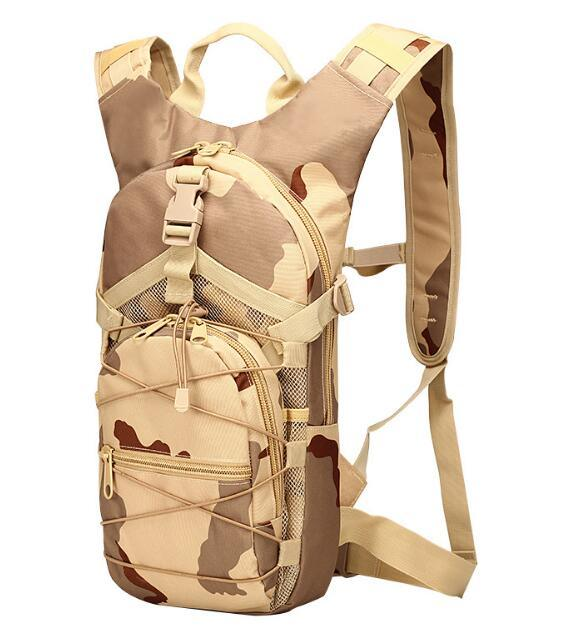Military Assault Hydration Backpack with TPU Bladder Inside