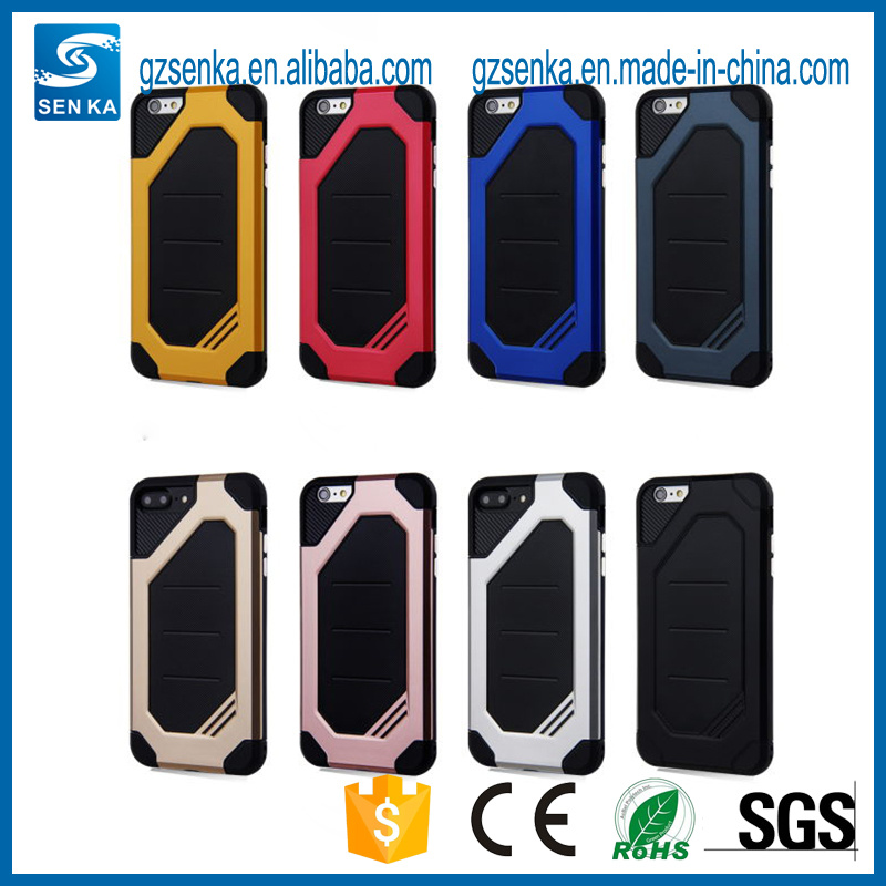 China Supplier 2 in 1 Armor Shockproof Phone Case for Samsung Galaxy J5