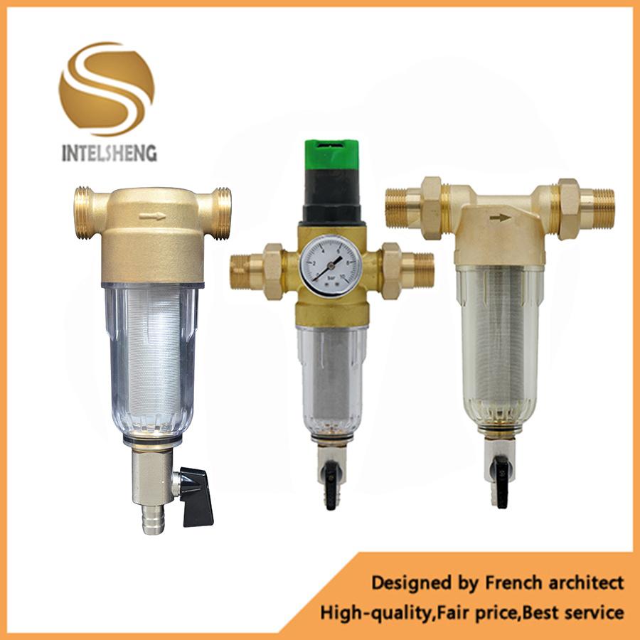Brass Cw617n Water Pre Filter