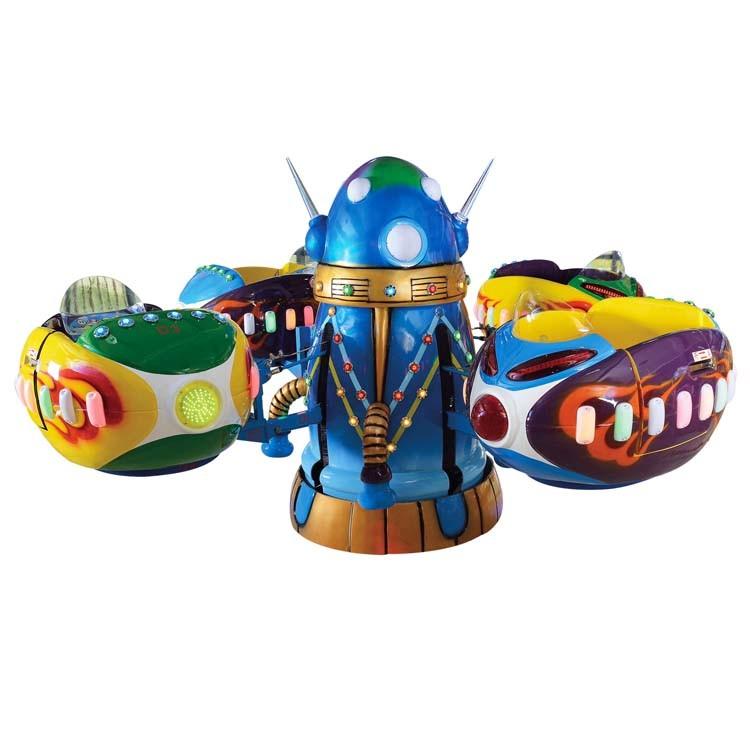 Amusement Equipment Kids Carousel Machine for Children Entertainment (D004)