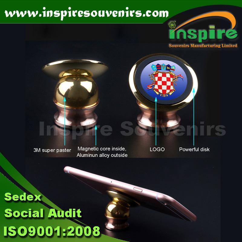 360 Degree Rotating Magnetic Car Phone Holder