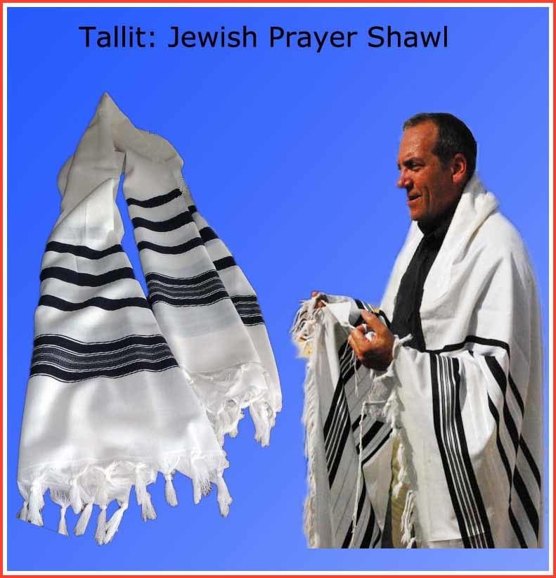 China Jewish Tallit Talit Prayer Shawl China Tallit