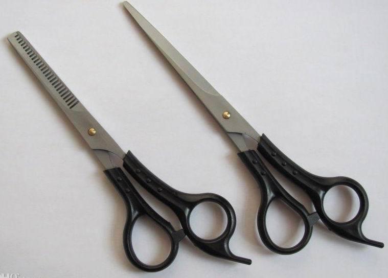 New Design OEM Plastic Pet Scissors