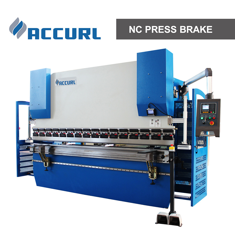 2500mm 63 Tons Hydraulic Press Brake with Bending 4mm