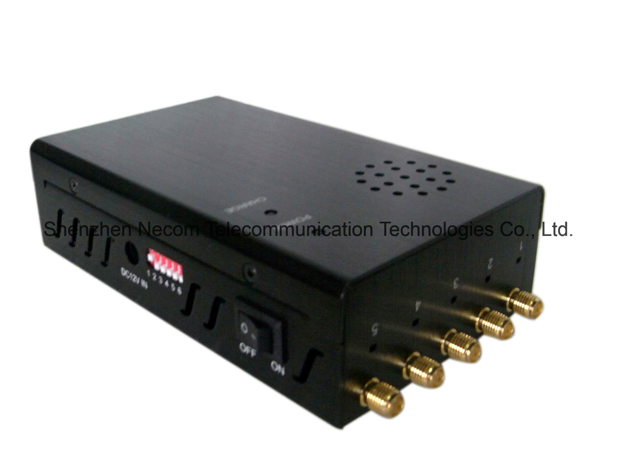 frequency jammer - China Fashion Style Newest CDMA/GSM/Dcs/Phs/3G Cell Phone Signal Jammer - China 5 Band Signal Blockers, Five Antennas Jammers